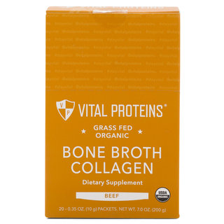 Bone Broth Collagen - Unflavored Beef Stick Packs