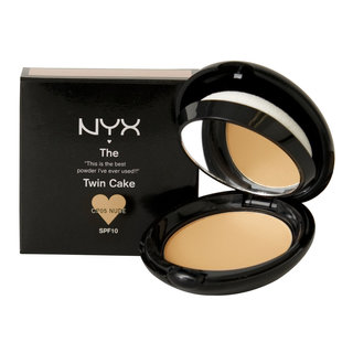 NYX Cosmetics Twin Cake Compact