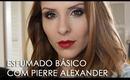 Passo a Passo - Esfumado Básico com Pierre Alexander