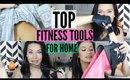My Top Fitness Tools for Home | Weight Loss Journey Series