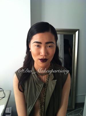 Agency model Brenda