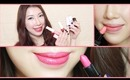 My Korean Lipstick & Nail Polish Collection (Review + Swatches) | Part 2
