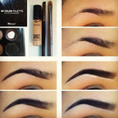 how to fill in eyebrow