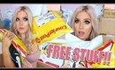 Unboxing Over 33 Packages HAUL! 💯😵 Makeup, Beauty, Tampons?!