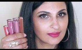ColourPop Ultra Satin Lip   Review + Lip Swatches   Manisha Moments