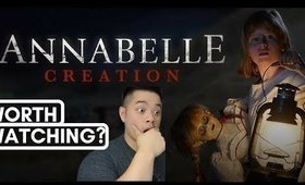 ANNABELLE CREATION MOVIE REVIEW!!