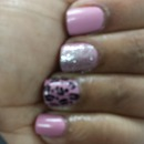 Ladie M nails