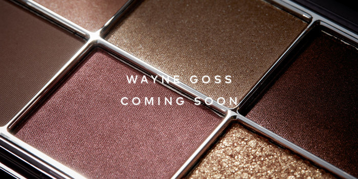 Wayne Goss is launching a new Luxury Eye Collection soon. Sign up here for notifications!