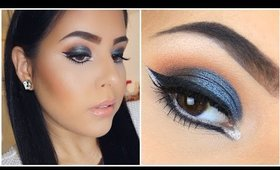 Exotic & Edgy Emerald Smokey Eye | Nelly Toledo