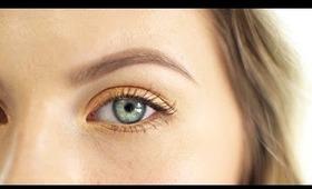 Golden Eyes for Spring   Naked Palette