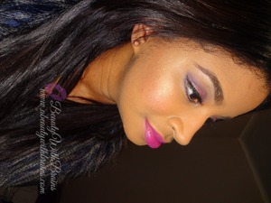 A fun and playful look that can be worn on a date or out with the girls. For more photos and product details visit my blog post: http://www.abeautywithbrains.com/2013/02/flirty-valentines-day-look.html