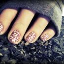 Vday nails<3