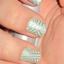 NOTD;; Minted Silver! ♥♥