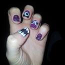 Nail monsters!