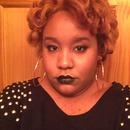 Goth glamour
