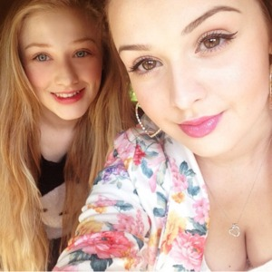 me and my sister going out shopping!?