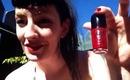 Subtle Glitter Nails tutorial for Summer!