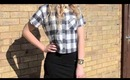 How I Style: A Black Dress ~Casual or Dressed Up~