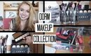 Dorm Makeup Collection: Makeup I Brought to College!
