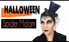 Halloween Series   Spider Ma'am