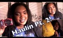 HAULIN (Pt. 2) | Online Shopping - Clothing, New Camera Unboxing