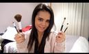 HOW I CLEAN MY MAKE UP BRUSHES + TIPS