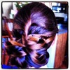 Pretzel Chignon...by Calista Brides Hair & Makeup Artistry