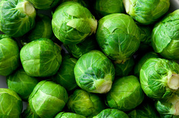 Recipes for Beauty: Brussels Sprouts