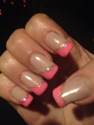 glam and fashion nails