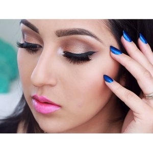 Full tutorial of this look on my youtube channel www.YouTube.com/BeautyyBird