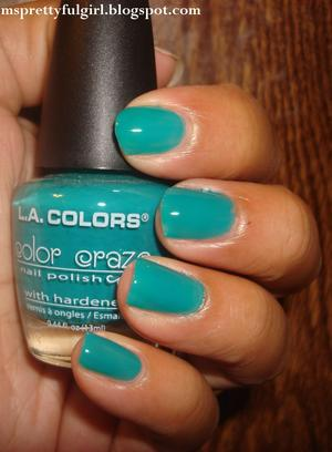 Nail Polish Collection: L.A. Colors http://msprettyfulgirl.blogspot.com/2012/09/nail-polish-collection-la-colors.html