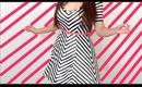 Fashion Friday: Chevron Stripes & How To Wear Them