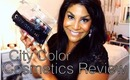 City Color Cosmetics ♥ Review & Swatches!