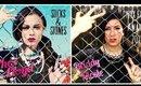 "Cher Lloyd ""Sticks and Stones"" Tutorial - NYX FACE Awards"