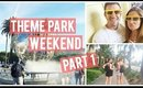Theme Park Weekend: Part 1   Kendra Atkins