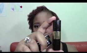 Dee's Take: Nsirrah Lipsticks!
