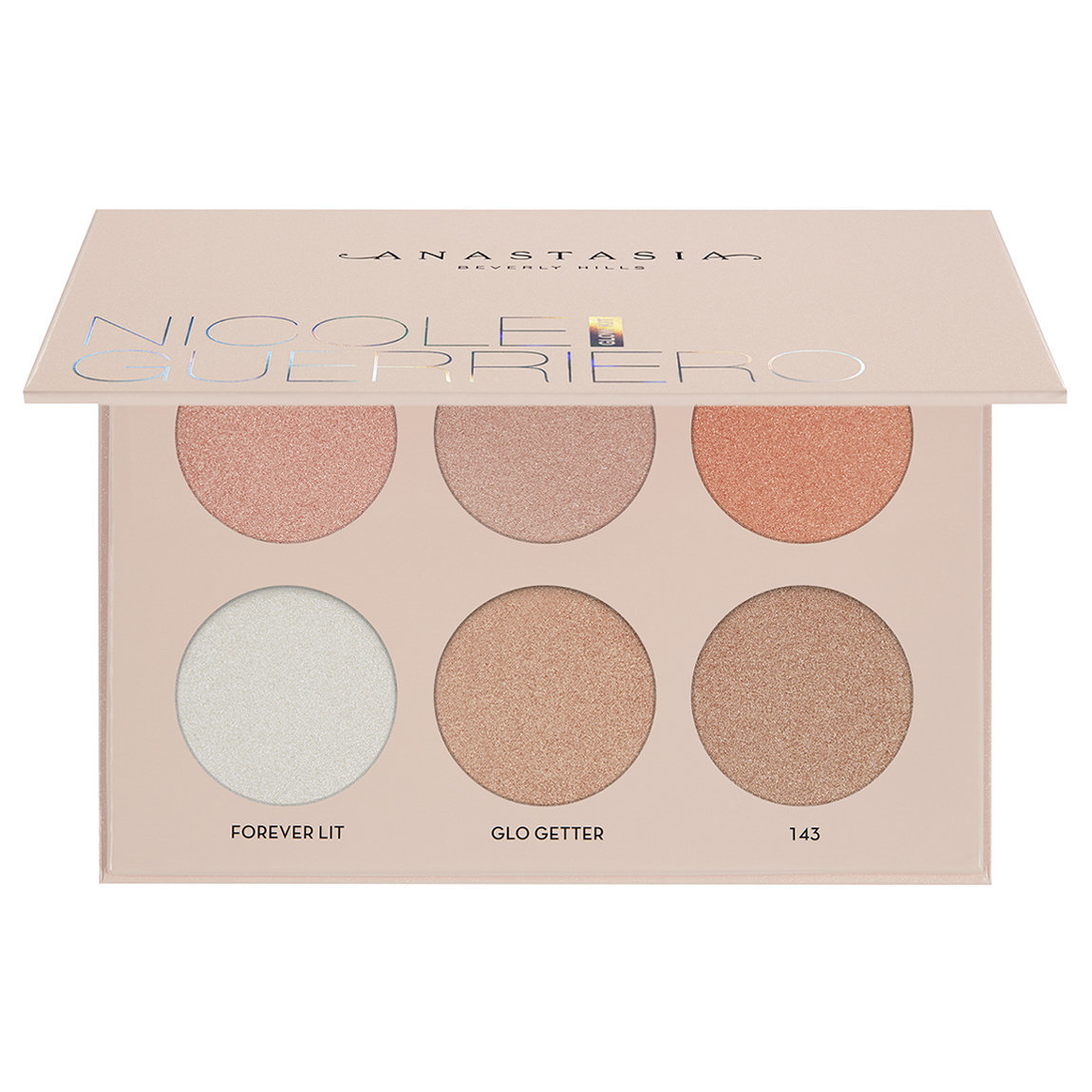 Anastasia Beverly Hills Nicole Guerriero Glow Kit alternative view 1 - product swatch.