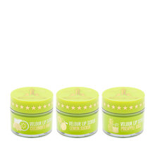 Jawbreaker Velour Lip Scrub Bundle