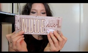 June Favourites + Nude'Tude Palette GIVEAWAY!!