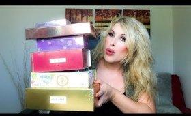 Holiday Skincare & Makeup Sets| Holiday Beauty Haul & Gift Ideas