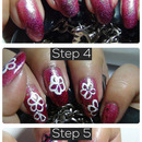 Amazing Hand Painted Nail Art Tutorial