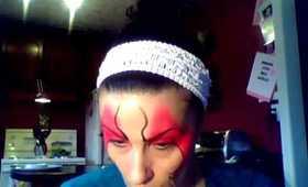 Gothic Fairy-ish Make-Up