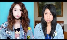 "SNSD ""I Got A Boy"" Yoona Inspired Makeup ♥ 소녀시대윤아 메이크업 