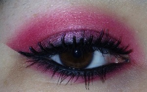 Breaking Dawn inspired makeup!