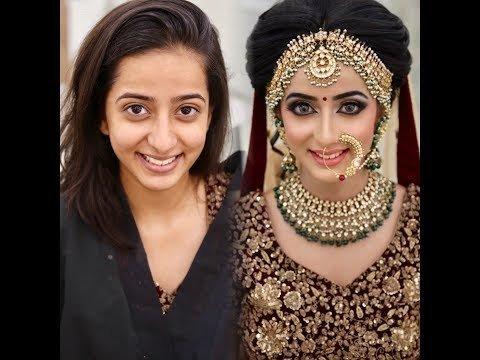 Indian bridal makeup by KritiDS | Kriti D  Video | Beautylish