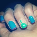 toy Store nails