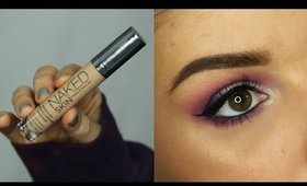 Urban Decay Naked Skin Concealer First Impressions Review ♥