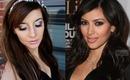 Kim Kardashian Prom Makeup (Bare Minerals)