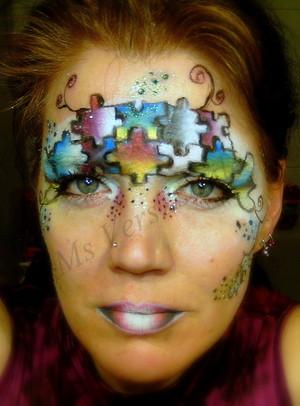 Puzzled Autism 2 Ms VersZsatile