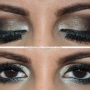 Simple Smokey Eyes With Naked 2